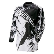 monster jersey motocross guantes oneal monster oneal o neal element shocker jersey