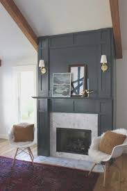 fireplace can you paint the inside of a gas fireplace design