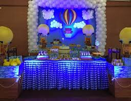 Balloon Decor Ideas Birthdays 37 Cool First Birthday Party Ideas For Boys
