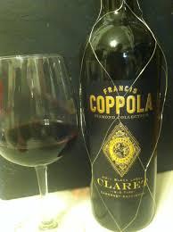 francis coppola claret big names in california wine part 2 francis coppola diamond