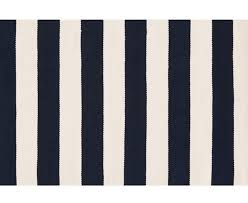Black And White Stripped Rug 10 Easy Pieces Striped Outdoor Rugs Gardenista