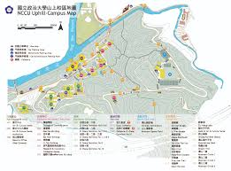 Ncc Campus Map Maps National Chengchi University