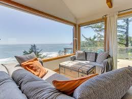 Beach Home Airy Beach Home W Two Decks Ocean Views Vrbo