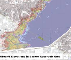 Cypress Zip Code Map by Breaking Water U0027likely U0027 To Be Released From Addicks And Barker