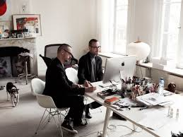 studio tour viktor u0026 rolf u0027s amsterdam workspace vogue