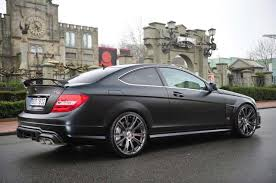 mercedes c class coupe tuning brabus bullit mercedes c class coupe 3 forcegt com