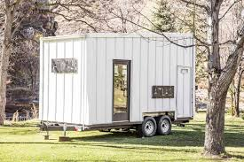 tiny cabin on wheels atlas a 196 square foot tiny house on wheels by f9 productions