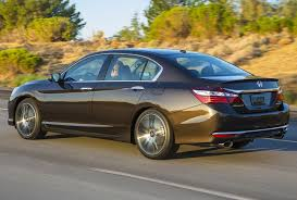 powersteering 2017 honda accord review j d power cars