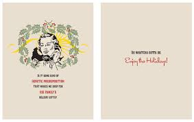 fun christmas card messages