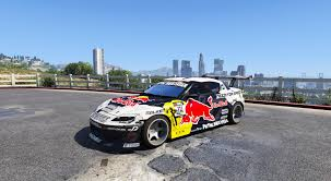 mad mike rx7 mazda rx 8 mad mike add on replace gta5 mods com