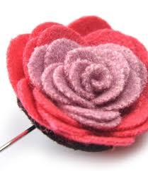pink combination rosette lapel pin u2013 the dapper man