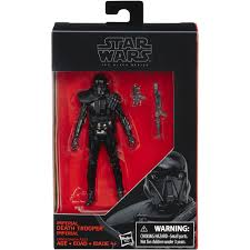 star wars black series rogue one imperial death trooper walmart com