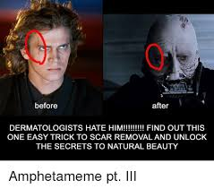 Natural Beauty Meme - before after dermatologists hate him find out this one easy