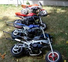 all my bikes mini bike pictures