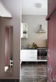 Cuisine Rouge Et Grise by Cuisine Mur Rouge Et Gris Kirafes