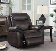 Recliner Living Room Set Furniture Of America Cm6297 Chenai Reclining Living Room Set