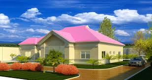 4 Bedroom Bungalow Architectural Design Design Something About Architecture