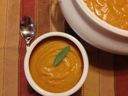 roasted butternut squash soup my clean kitchen