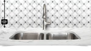 Marble Mosaic Backsplash Tile by White Gray Marble Mix Backsplash Tile Backsplash Com