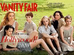 Anne Hathaway Vanity Fair Vanity Fair Hollywood Issue Debuts With Slightly More Diversity