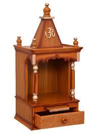 buy vishwakarma furniture wooden home temple puja mandir wooden