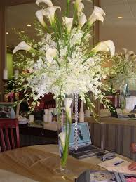 orchid centerpieces calla lillie and orchid centerpiece calla lilies and or orchids