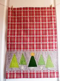 quick easy christmas tree towel tutorial sew mama sew