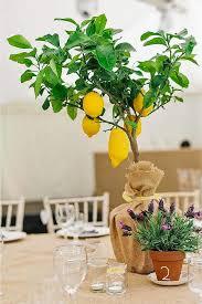 trubridal wedding blog 24 non floral wedding centerpieces so