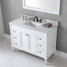 Best Bathroom Remodeling Ideas Images On Pinterest Bathroom - White 48 inch bath vanity