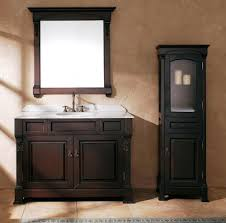 Freestanding Bathroom Furniture Installing Freestanding Bathroom Vanities Luxury Bathroom Design