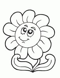 the stylish and also gorgeous free flower coloring pages regarding