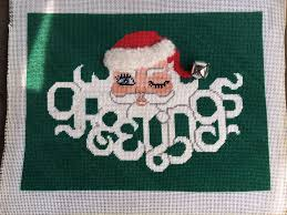 needlepoint stockings needlepoint kits and canvas designs