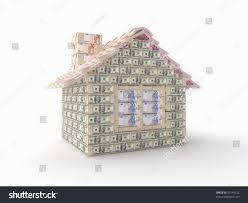 house made 100 dollar packs tiles stock illustration 19145722