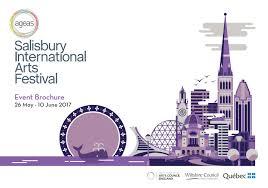 salisbury international arts festival brochure 2017 by salisbury
