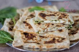 cuisine de turquie gözleme galette turque farcie الفطائرالتركية المحشية