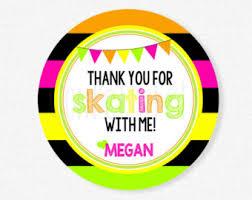 Skating Favors by Roller Skate Favors Etsy