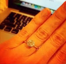 beveled engagement ring wedding ring for a bezel engagement ring