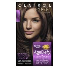 amazon com clairol age defy expert collection 4 dark brown