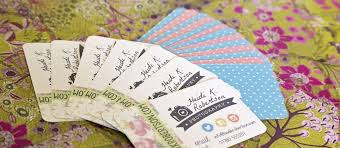 how to make your own business cards tutorial how to make your own