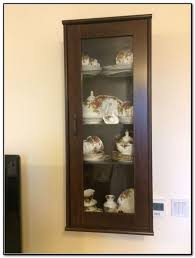 Mahogany Display Cabinets With Glass Doors by Mahogany Display Cabinets With Glass Doors Cabinet Home