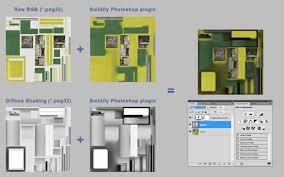 Floor Plan Textures Tip Tutorial Bake Textures Uv Borders Prepare In Ps Unity
