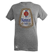 natty light t shirt natural light at brew city