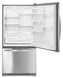 sears home theater kenmore 79343 22 cu ft bottom freezer single door
