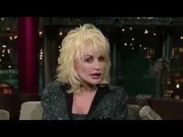 dolly parton late show with david letterman part 1 youtube