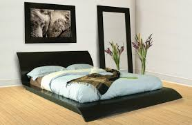 Modern Platform Bed Frames Waverly Modern Platform Bed