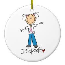 fundraising i support ornaments stick figures pinterest