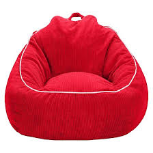 xl corduroy bean bag chair pillowfort target