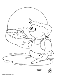 little chef coloring pages hellokids com