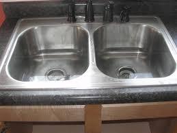 Kitchen Sink Gurgles When Sump Pump Runs by Kitchen Double Sink Drains Slow Draining Slowly U2022 Dolinskiy Design