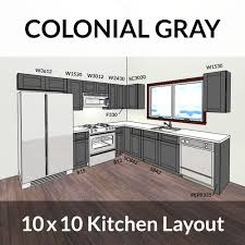 kitchen cabinets for sale 10x10 kitchen cabinets sale colonial gray series